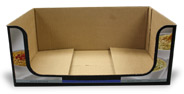 corrugated case, hsc case, packaging box